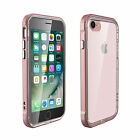 For iPhone XS 6 6S 7 8 iPhone8 Plus Case Shockproof Ultra Thin Hybrid Hard Cover