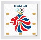 Lego Minifigures Display Case Picture Frame for Team GB Series  mini figures