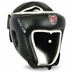 Flare Head Guard Helmet MMA KickBoxing Sparring Gear  Face Protection Headgear