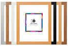 Direct From Factory Price Picture Frame Poster Frame Photo Frame