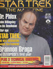 STAR TREK: The Magazine, June 2002, Dr. Phlox, Federation Ships, Srivani