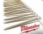 DECKING SCREWS COLLATED DECKING SCREWS 65mm and 75mm various Pack sizes 100-1000