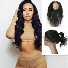 360 Lace Band Body Wave india  Human Hair Frontals Back Lace Frontal Closure