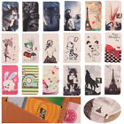 """Flip Design PU Leather Case Cover Wallet Protective Skin For Timmy M10 4.5"""" 3G"""