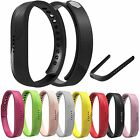 Silicone Replacement Watch Band Wrist Strap For Fitbit Flex 2 Tracker Large Size