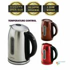 Ovente KS88 1.7 Liter BPA Free Cordless Electric Kettle Auto