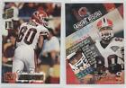 1994 Topps Stadium Club 1st Day Issue #577 Andre Rison Atlanta Falcons Card