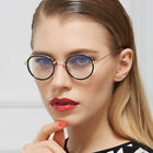 Round Metal Retro Vintage Full Rim EYEGLASSES FRAMES Glasses S22102 TB-106 New