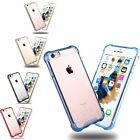 Crystal Clear Slim Hybrid High Gloss Protective Cover Case for Apple iPhone 7