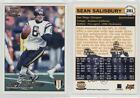 1997 Pacific Philadelphia #281 Sean Salisbury San Diego Chargers Football Card