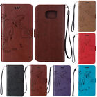 Flip Leather Luxury Wallet Card Case Back Stand Cover For Samsung Galaxy S4 Mini