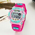 OHSEN Waterproof LED Date Alarm Chronograph Kids Digital Watch Boys Girl's Gift