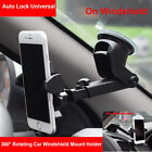 Universal Car 360° Windshield Mount Holder F iPhone 8 7 Plus Samsung Note 9 8 S8