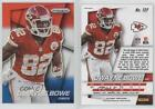 2014 Panini Prizm Red White & Blue Prizms #159 Dwayne Bowe Kansas City Chiefs