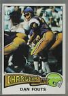 1975 Topps #367 Dan Fouts San Diego Chargers RC Rookie Football Card $11.25 USD