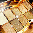 10 Colors Diamond Eyeshadow Eye Shadow Palette Makeup Ombretto Brush Set Tools