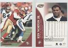 1999 Pacific #359 Ken Norton San Francisco 49ers Football Card
