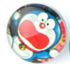 Funny Blue Cat 18mm snaps Chunk Charm Button for Bracelets
