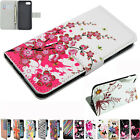 Women Men Magnetic Flip Cover Stand Wallet Leather Case For iPhone 7 Samsung S7