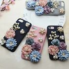 Nice!flowers& pearls Micro fiber Phone Case Cover for Apple iPhone7/7Plus/6/6S