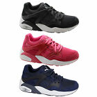 Puma Trinomic Blaze JR Kids Trainers Juniors Shoes Navy Blue 359930 02 U31