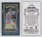2011 Topps Gypsy Queen Future Stars Mini FS4 Freddie Freeman Atlanta Braves Card