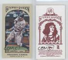 2011 Topps Gypsy Queen Mini Red Back 269 Curtis Granderson New York Yankees Card
