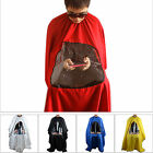 Pro Salon Barber Hair Cutting Gown Cape With Viewing Window Hairdresser US Stock