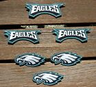 Iron On Sew On Transfer Applique Philadelphia Eagles Cotton Fabric Patches Patch