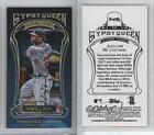 2011 Topps Gypsy Queen Future Stars Mini #FS8 Jason Heyward Atlanta Braves Card