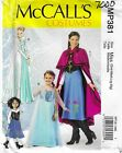 McCall's 259 / 7000 Misses' and Girls Costumes    Sewing Pattern
