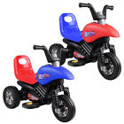 Kids Ride On Cool 3 Wheels Toy Motorcycle 6V Battery Powered Electric Bicyle Opt