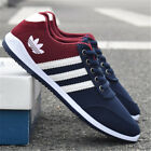 2017 New Men's Shoes Fashion Breathable Casual Canvas Sneakers running Shoes @