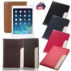 Ultra Slim Soft Leather Cover Folio Book Style case for iPad Mini 4 iPad Pro 9.7