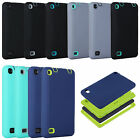 """Hybrid Rubber Heavy Duty Shockproof Case Cover For Amazon Kindle Fire 7"""""""