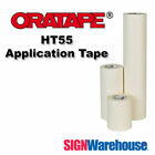 ORATAPE HT55 High Tack Application Transfer Tape Vinyl Cutter Plotters Signs