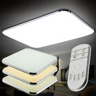 LED Ceiling Down Light kitchen Bathroom Living Lamp Day/Warm White Dimmable UK