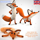 Lovely Film The Little Prince Le Petit Prince Fox Plush Doll Puppet Toy 60cm