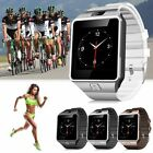 DZ09 Bluetooth Smart Watch Phone Mate Tracker Sports GSM/SIM For iPhone Samsung