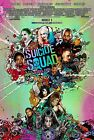 """Suicide Squad Hi-Res Movie Poster Giclee Print 12"""" x 18"""", 24"""" x 36"""", 27"""" x 40"""""""