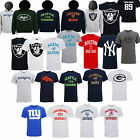 NFL Tshirts Graphic Tee Fan T-Shirt Fanshirt Herren Shirt Football Größen S-XL