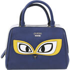 Guess Women's Clare Mini Petite Satchel Handbag