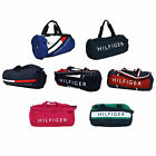 Tommy Hilfiger Duffle Bag Large Mens Womens Children Duffelbag Unisex Gym Th New
