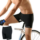 Unisex Breathable Cycling Bicycle 3D Cushion Padded Shorts Riding Riding Pants