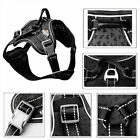 Outdoor Training Hiking Large Dog Harness Vest For Pitbull Boxer Mastiff Staff