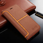 Magnetic Flip Stand Cover Wallet Leather Case For Apple iPhone 6s 7 5s 6 plus