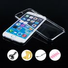 Transparent Crystal Clear Hard Case Cover for iPhone 7 Plus 6s 6 5c 5s SE