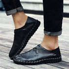 Men's Gentleman British Style Leather Shoes Loafer Moccasins Driving Shoes