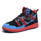 Men's High Top Athletic Detachable Fashion Sneakers Casual Basketbal Sport Shoes