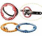 Excellent MTB Mountain Bike Bicycle 34T Oval Chainrings BCD96/104mm Chain Rings